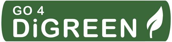 Go 4 DiGREEN Logo